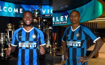 Inter, cambio sulle fasce: 25 esterni dopo il 2010