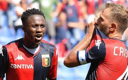 """Criscito resta al Genoa: """"Mai pensato di andare"""""""