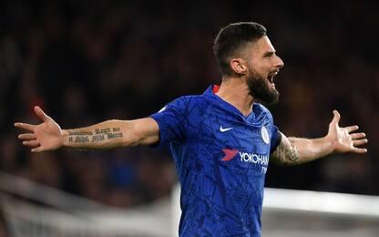 Lazio-Giroud, c'è l'accordo: si lavora con Chelsea