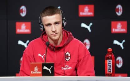 """Saelemaekers: """"Il Milan un sogno, Ibra mi carica"""""""