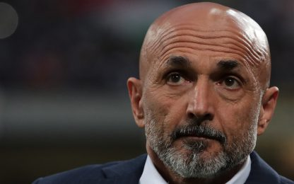 """Spalletti: """"Pagato dall'Inter per restare a casa"""""""