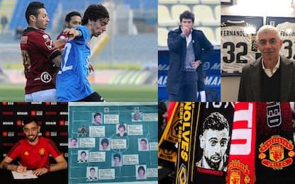 Dal Novara allo United: che storia Bruno Fernandes