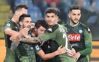 Sampdoria vs Napoli - Serie A TIM 2019/2020