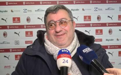 """Raiola: """"Pogba alla Juve? Non gli dispiacerebbe"""""""