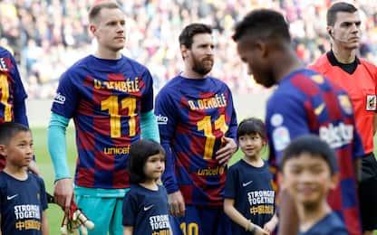 Barça a caccia di una punta: Federazione dà l'ok