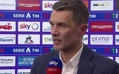 """Maldini: """"Futuro Ibra? Ha clausola. Rebic resta"""""""
