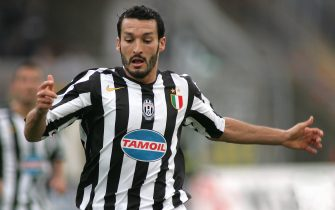 ***** Collection Juventus *****©Jonathan Moscrop - LaPresse23-10-2005 LecceSport CalcioLecce - Juventus - Campionato TIM Serie A 2005 2006Nella foto: Gianluca Zambrotta