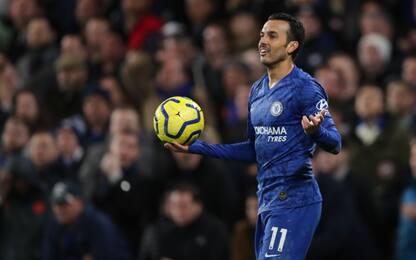 """Pedro certo: """"A fine stagione lascerò il Chelsea"""""""