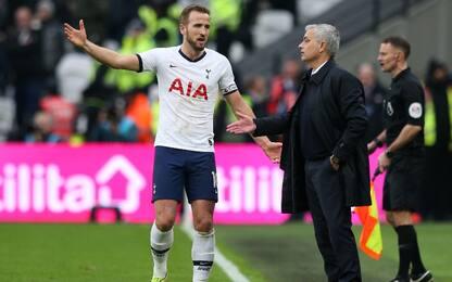 """Kane: """"Non assicuro di restare al Tottenham"""""""