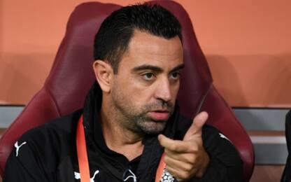 """Xavi: """"Ora è chiaro: voglio allenare il Barça"""""""