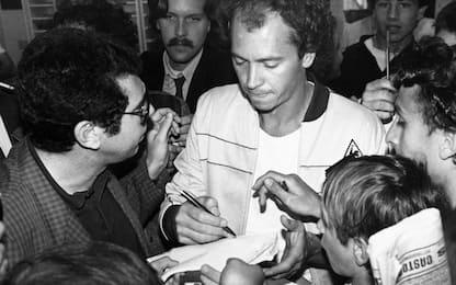 Nell'80 tornano gli stranieri: i primi arrivati