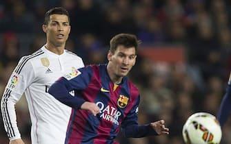 Barcellona vs. Real Madrid - Liga 2014/2015