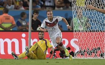 Germania vs Argentina