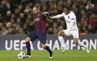 Barcellona vs. Psg - Champions League 2014/2015