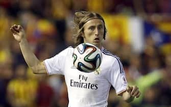 Barcellona vs Real Madrid - Finale Coppa del Re 2014