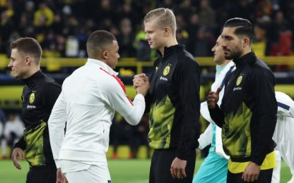 """Marca: """"Il Real vuole sia Haaland che Mbappè"""""""