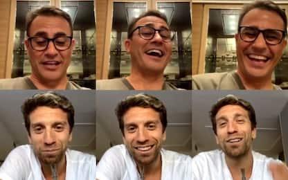 """Cannavaro a Gomez: """"Ti volevo al Tianjin con me"""""""