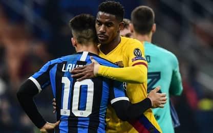 Inter, Barça riduce offerta per Lautaro: si tratta