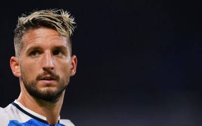 L'Inter all'assalto di Mertens, intrigo Perisic