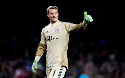 Bayern, Neuer rinnova fino al 2023