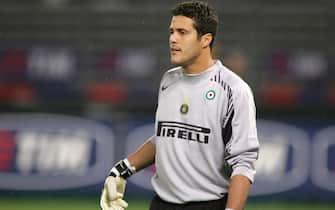 ***** Collection Juventus *****©Jonathan Moscrop - LaPresse02-10-2005 TorinoSport CalcioJuventus - Inter - Campionato TIM Serie A 2005 2006Nella foto: Julio Cesar