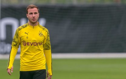 """Zorc: """"Götze lascerà il Borussia a fine stagione"""""""