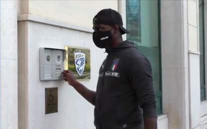 Brescia, oggi Balotelli si è allenato