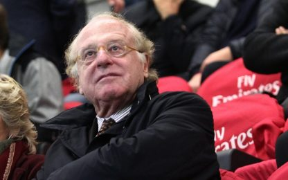 "Scaroni: ""Rangnick? Non so, deciderà Gazidis"""