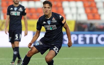 Napoli-Fiorentina, testa a testa per il baby Ricci