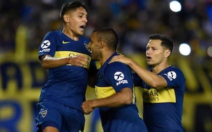 Udinese, in arrivo Molina dal Boca Juniors