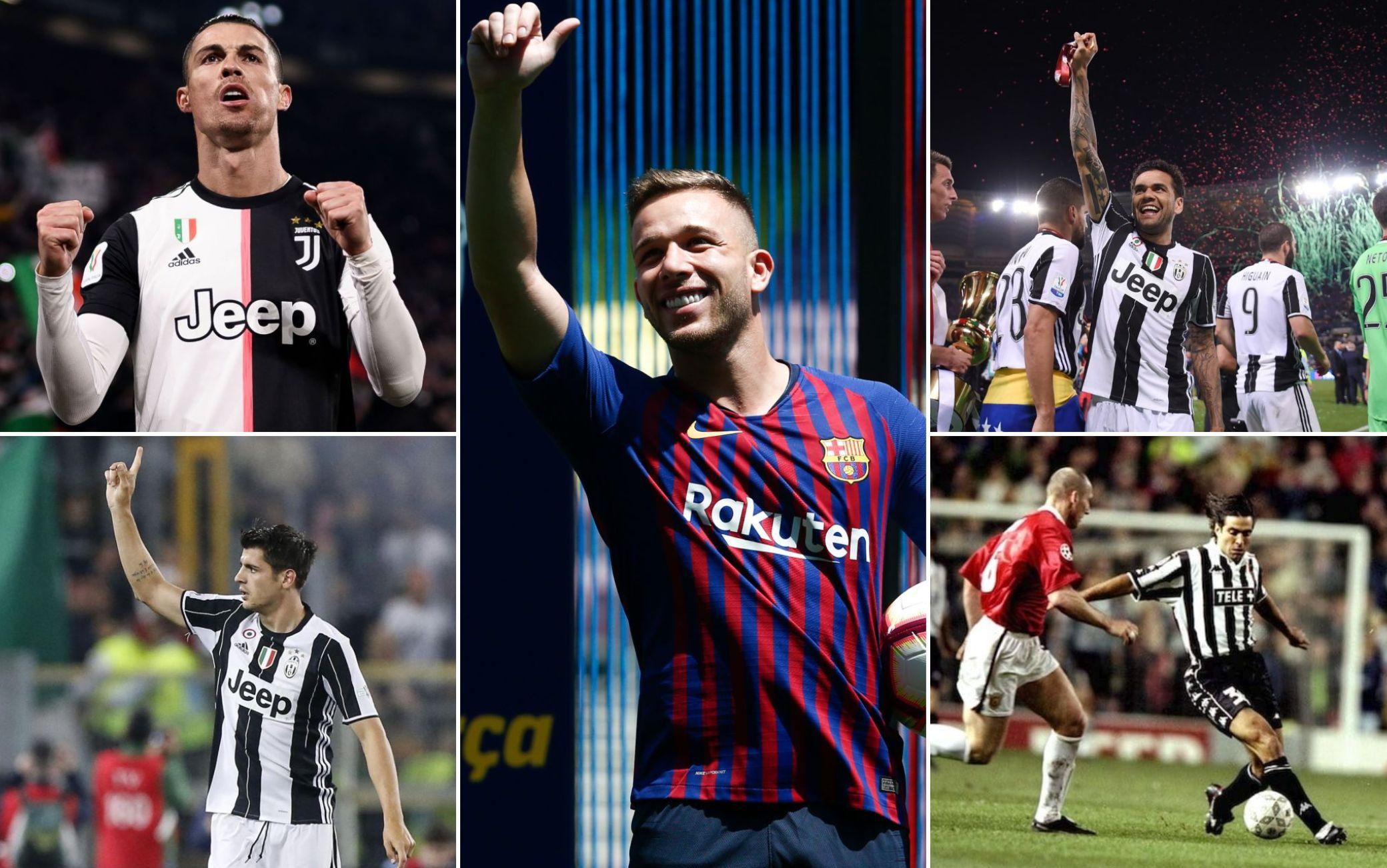 Calciomercato Gli Acquisti Della Juve Dalla Liga Arthur Sara Il Prossimo Sky Sport