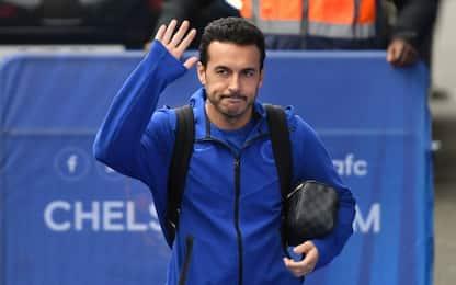 Pedro si opera alla spalla: un mese di stop
