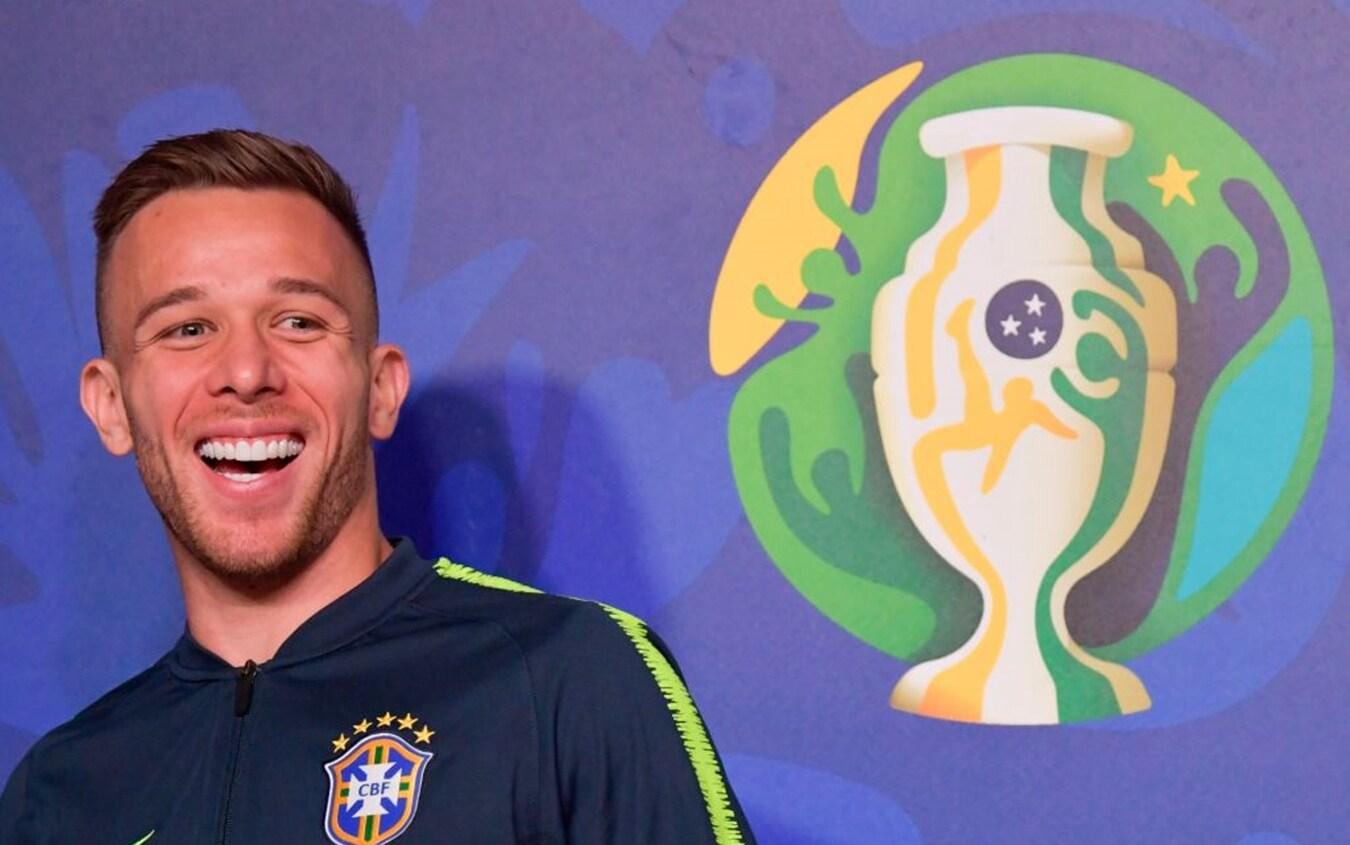 Tra i protagonisti alla Copa America 2019, vinta dal Brasile