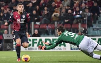 Cagliari vs Parma - Serie A TIM 2019/2020