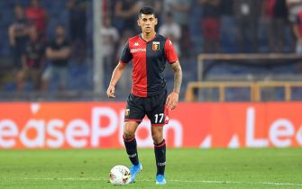 Genoa vs Fiorentina - Serie A TIM 2019/2020