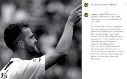 "Pjanic saluta la Juve: ""Sarai splendido ricordo"""