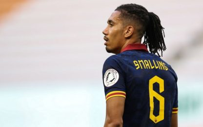 Roma-Smalling, intesa lontana con lo United