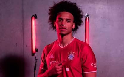 Bayern, Sanè è ufficiale: indosserà la 10