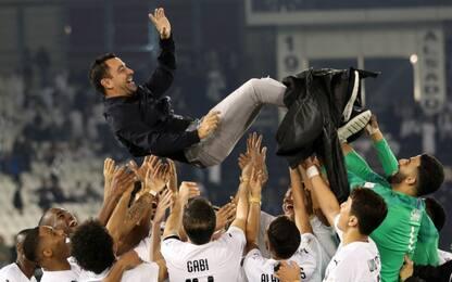 Al Sadd, Xavi rinnova ma con la clausola Barça