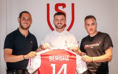 Berisha saluta la Lazio, ceduto allo Stade Reims
