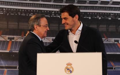 Dalla Spagna: Casillas torna al Real da dirigente