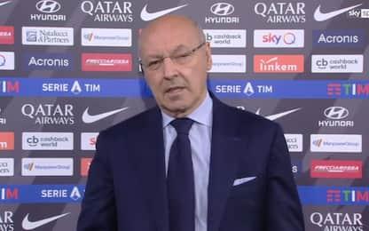 """Marotta: """"Club solido. Mercato? Gruppo confermato"""""""