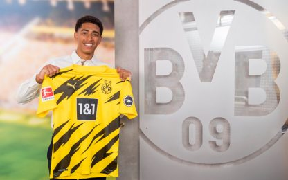 Bellingham al Dortmund, sarà lui il nuovo Sancho?