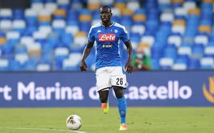 Il City su Koulibaly: il Napoli chiede 75 milioni