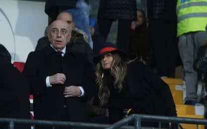 "Galliani: ""Ho visto Ibra, ma ingaggio troppo alto"""
