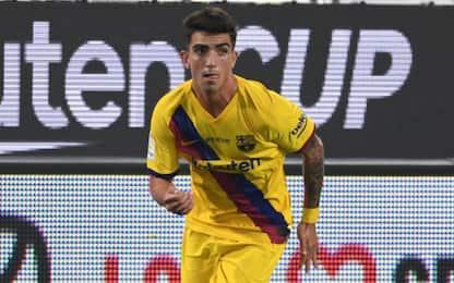 Sassuolo tratta col Barça: vuole il giovane Monchu