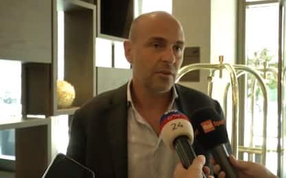 """Giulini: """"Nainggolan? Dipende tutto dall'Inter"""""""