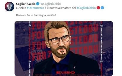 Ufficiale: Di Francesco allenatore del Cagliari