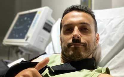 "Pedro si opera: ""Intervento ok, tornerò presto"""