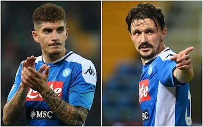 Napoli, Mario Rui e Di Lorenzo avanti fino al 2025